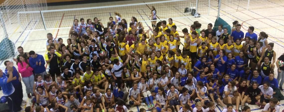 Buenos resultados en eI I Torneo AD Marianistas Jerez